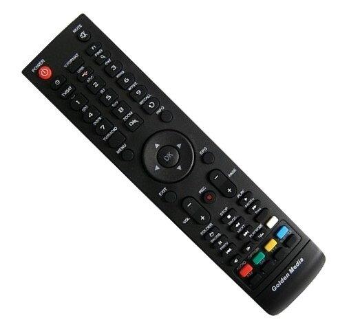 3b428e642 Diaľkové ovládanie Golden Media Unibox 9060, 9080