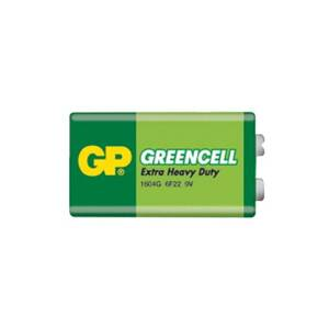 Batéria 6F22 (9V) Zn-Cl GP Greencell