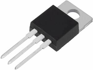 N-MOSFET IRF520 100V 10A 70W 0,27R TO220