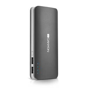 PowerBank CANYON CNE-CPB156DG, 2xUSB 15.600mAh