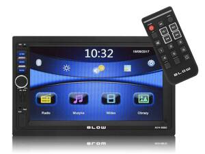 Autorádio BLOW AVH-9880 Bluetooth, GPS