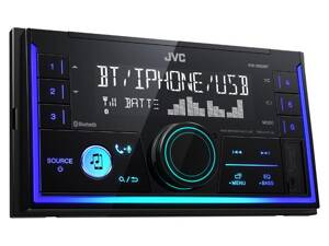 Autorádio JVC KW-X830BT 2DIN s USB/MP3/BT